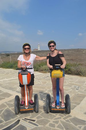 Paphos Segway Tour: Great holiday activity for all ages