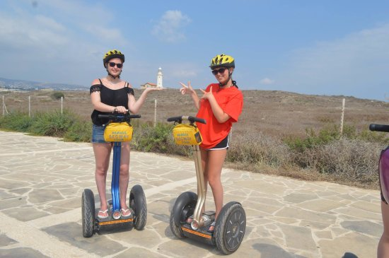 Paphos Segway Tour: Even teenagers will enjoy it!