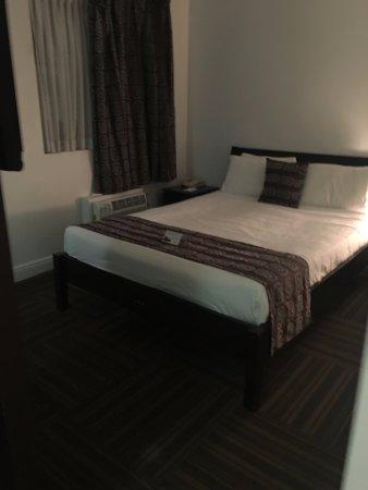 Ocean Reef Suites: cama.