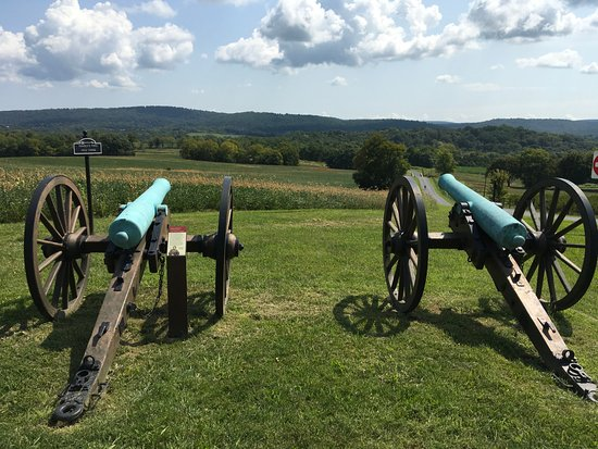 Sharpsburg, Мэриленд: Antietam National Battlefield