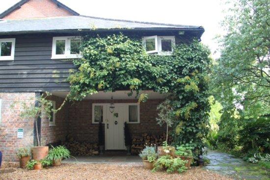 Cranbrook, UK: Guest entrance