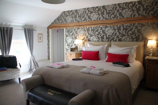 Cranbrook, UK: Wool Room