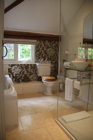 Cranbrook, UK: Wool Room Bathroom