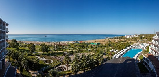 Sorgun, Turquía: Panoramic view from room 2419