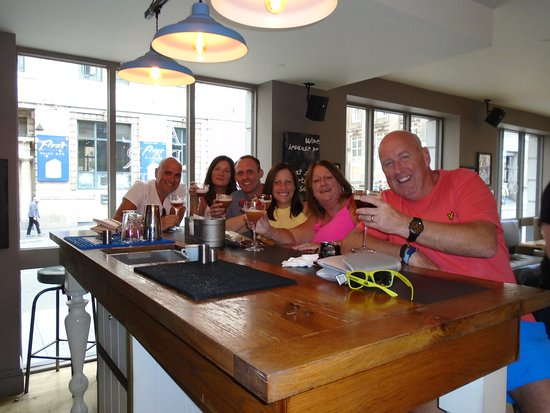 All Bar One Liverpool: THE GANG FROM WORCESTER