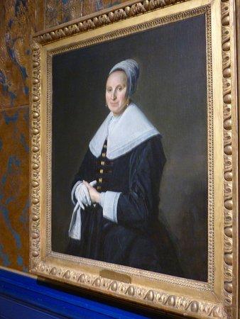 Musée Frans Hals : Portrait woman