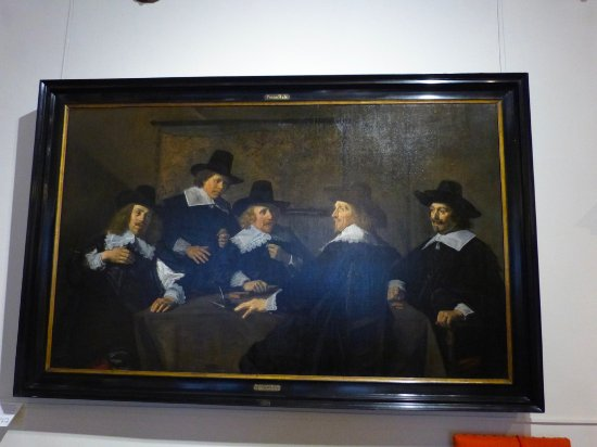 Musée Frans Hals : Group of guys