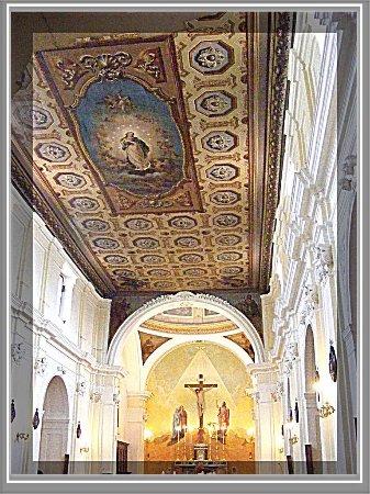 Sapri, Italie : Chiesa dell'Immacolata