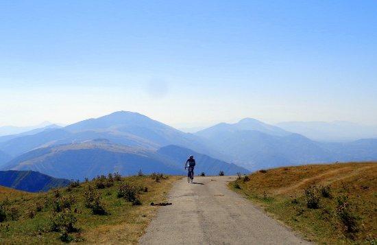 Hotel Belvedere: Ride to Monte Nero