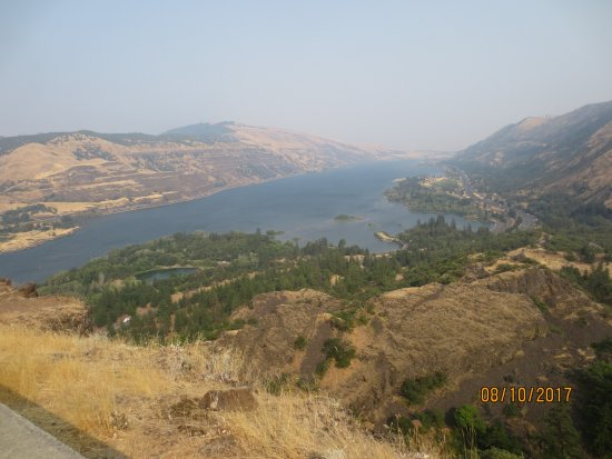 Mosier, OR: Colmbia River