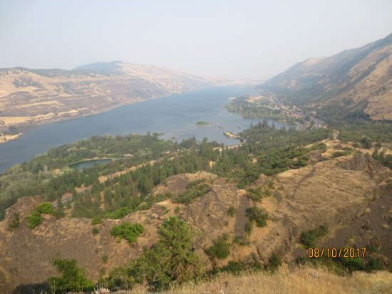 Mosier, OR: Columbia River Gorge
