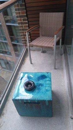 Adina Apartment Hotel Copenhagen: Balcony
