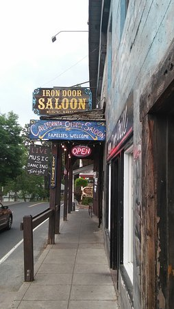 Iron Door Saloon and Grill Photo