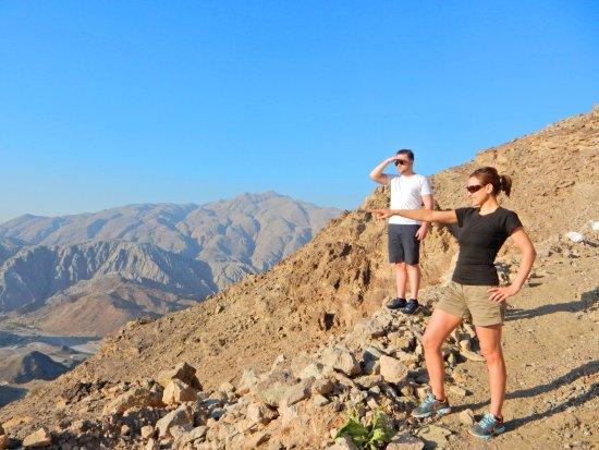 Fujairah, Emiratos Árabes Unidos: Rock Safari