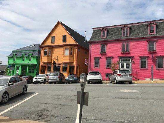 Lunenburg, Canadá: farbenfroh