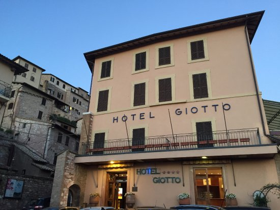 Hotel Giotto Assisi 이미지