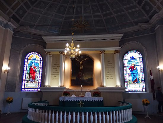 Tukuma evaņģēliski luteriskā baznīca