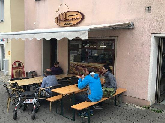 Sulzbach-Rosenberg, เยอรมนี: Halikarnas Doener Sulzbach