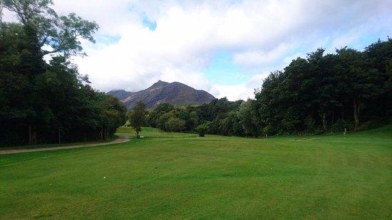 Corrie Golf Club Tea Room