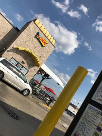 Calumet City, IL: Sonic Drive-In