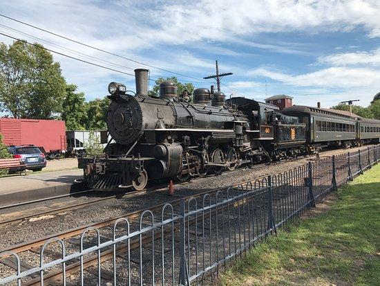 Έσεξ, Κονέκτικατ: Essex Steam Railroad