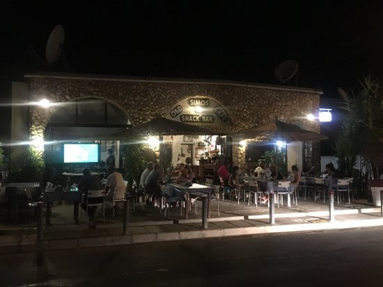 Sotira, Chipre: Beautiful setting in this traditional Cypriot restaurant with outstanding food 👌🏽