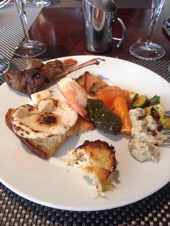 Seasons american restaurant 2800 pennsylvania ave nw for American cuisine restaurants in dc