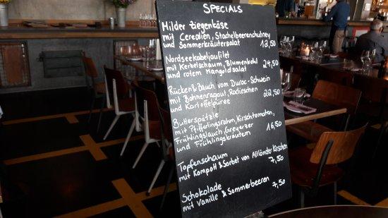 Max Rabe in Heimat Küche+Bar Hamburg - Bild von Heimat ...