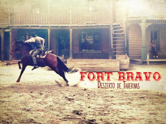 Fort Bravo Texas Hollywood