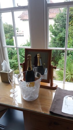 The Charterhouse: A birthday surprise from Lisa and Christophe!