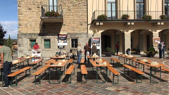 In Piazza da Marco