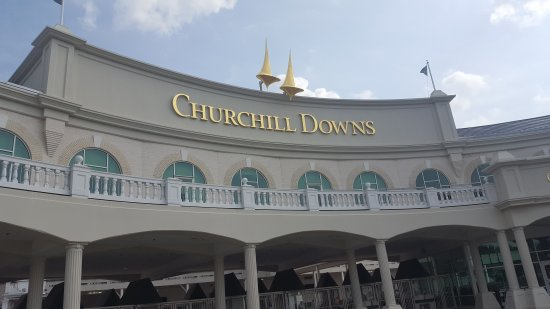 Churchill Downs: 20170903_163300_large.jpg