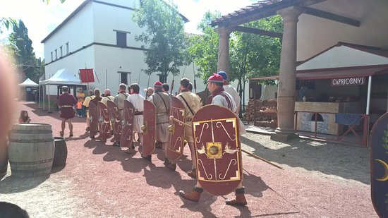Archeon: Romans on the march