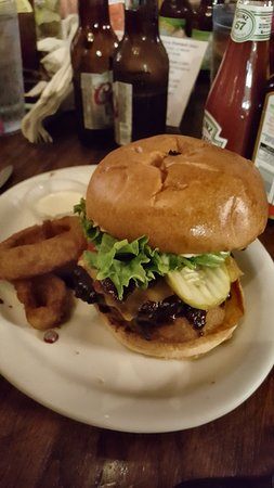 Marysville, Californien: BBQ Western Burger