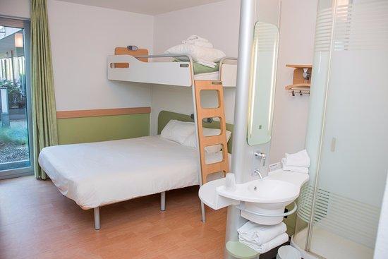 Hotel Ibis Budget Brugge Centrum Station: Hotel Room 007