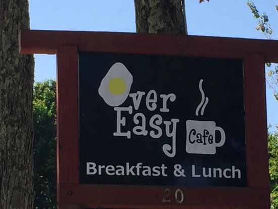 Over Easy Cafe  Johnson Rd Sterling Ma