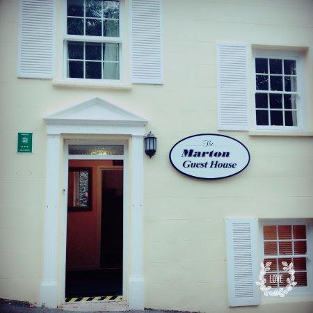 The Marton Hotel: façade de l'hôtel