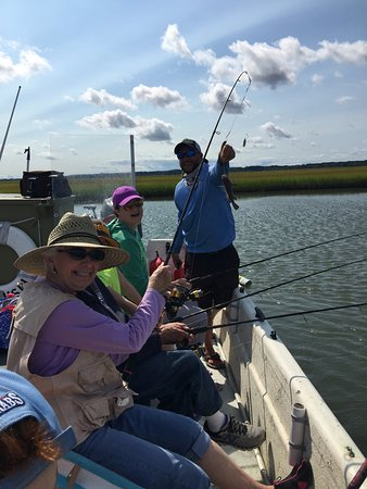 Fish Tales Fishing Charters Chincoteague Island 2018