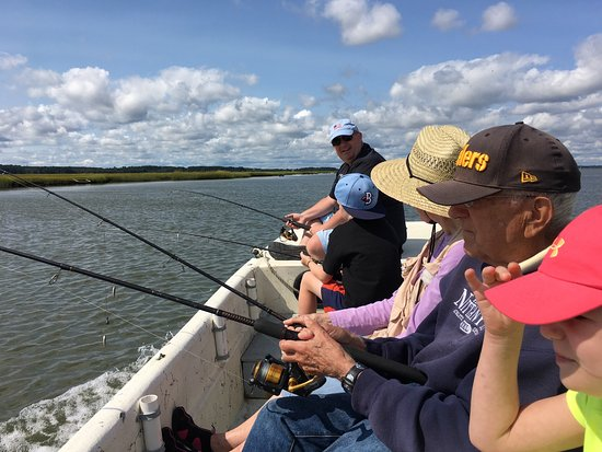 Fish Tales Fishing Charters Chincoteague Island Va