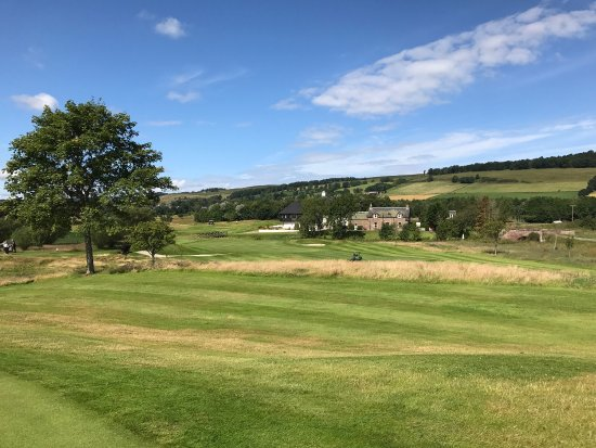 Glenisla Golf Course