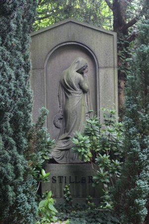 Friedhof Klein Glienicke