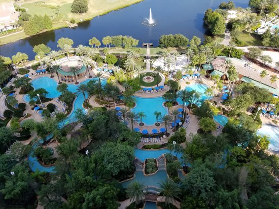 jw marriott orlando map Jw Marriott Orlando Grande Lakes 178 2 3 6 Updated 2020 jw marriott orlando map