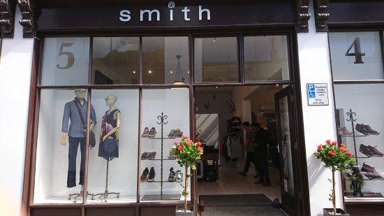 Monty Smith