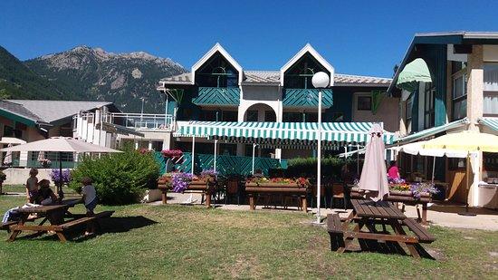 La Salle les Alpes Resmi