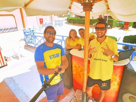 Cancun Sokhna Resort: Fotor_150427442277678_large.jpg