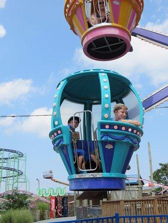 Keansburg, นิวเจอร์ซีย์: Kiddie Rides