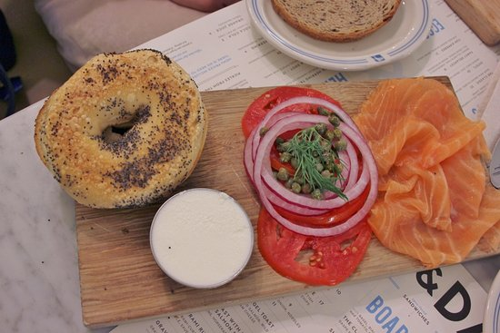 Photo of Cafe Russ & Daughters Cafe at 1109 5th Ave, New York City, NY 10128, United States