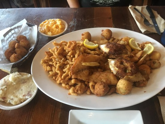 Picture of clark 39 s fish camp jacksonville for Clark s fish camp seafood restaurant