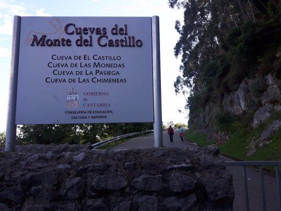Cueva De El Castillo