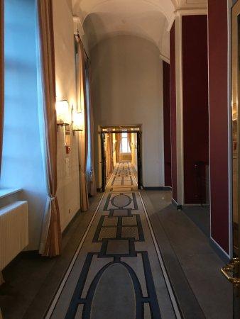 Althoff Grandhotel Schloss Bensberg: Hotel lindíssimo!